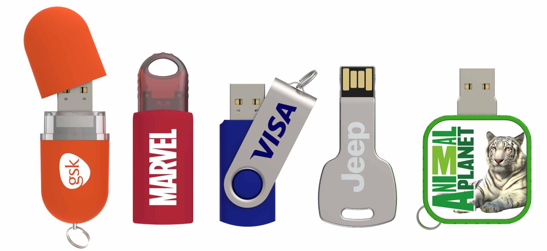 USB手指 - 僅五個工作天內送到!