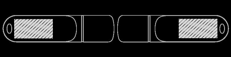 USB手指 激光雕刻