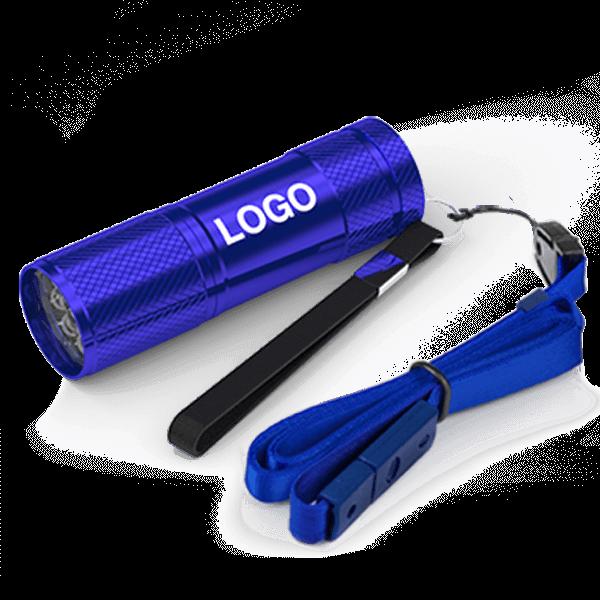 Lumi - LED手電筒銘刻