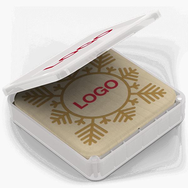 Forest Christmas - 個性化無線充電器