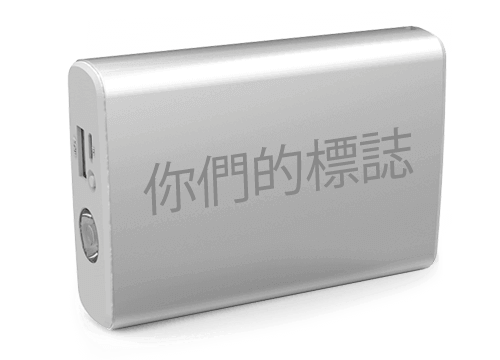 Rex  - Power Bank Branded