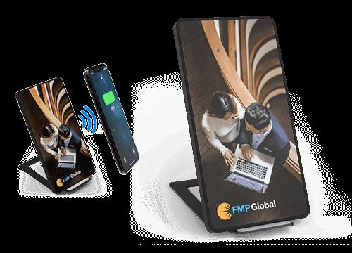 Stand - 客製化無線充電器