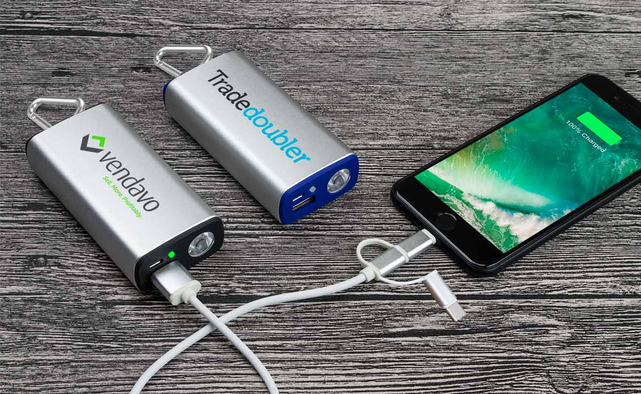 Encore  - Power Bank Branded