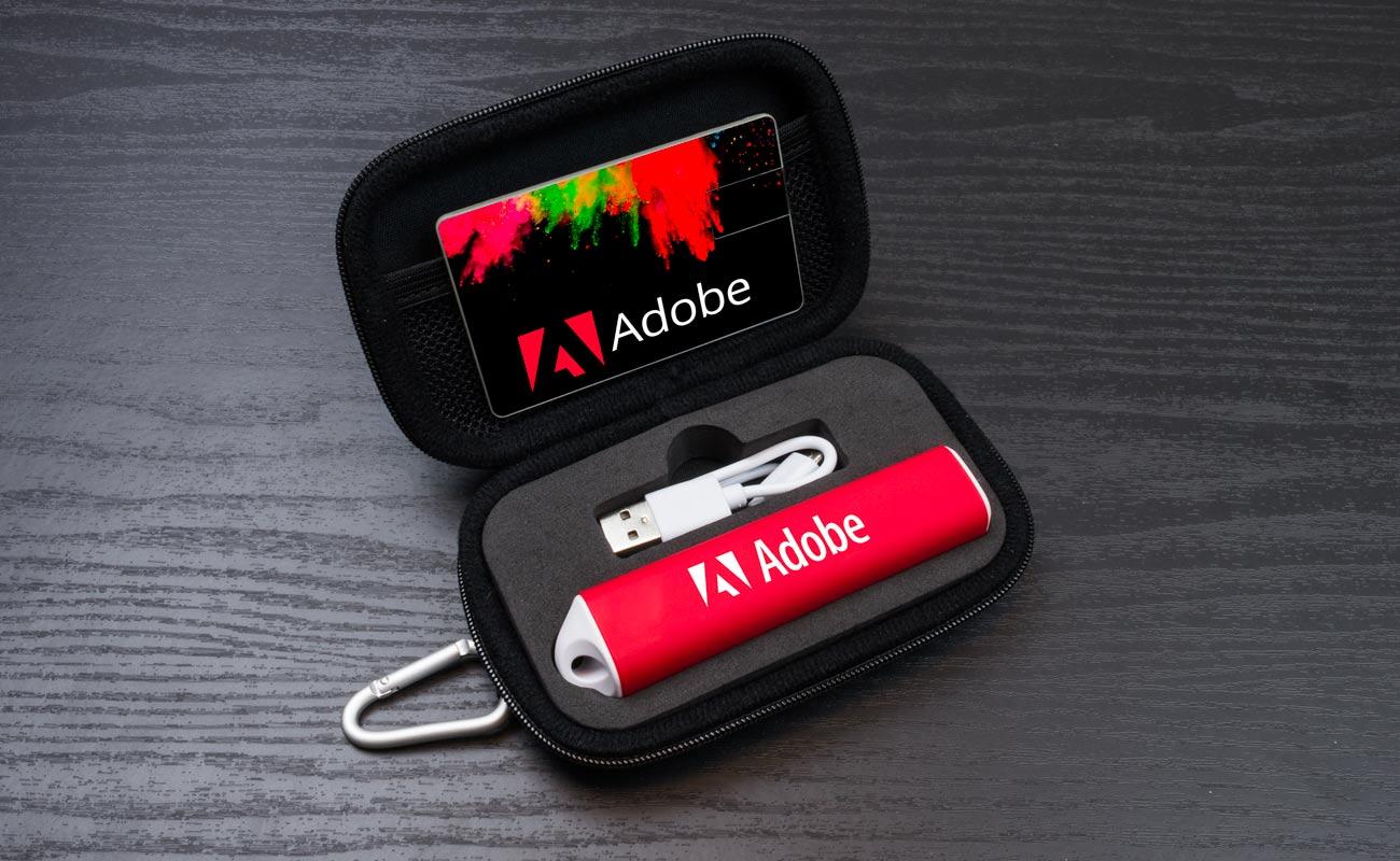 Impact S - USB禮品 和 Power Bank Branded