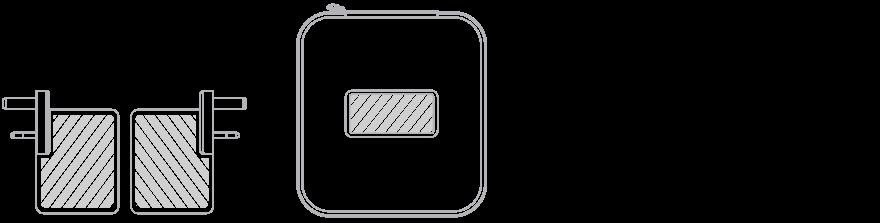 USB旅行充電器 網版印刷