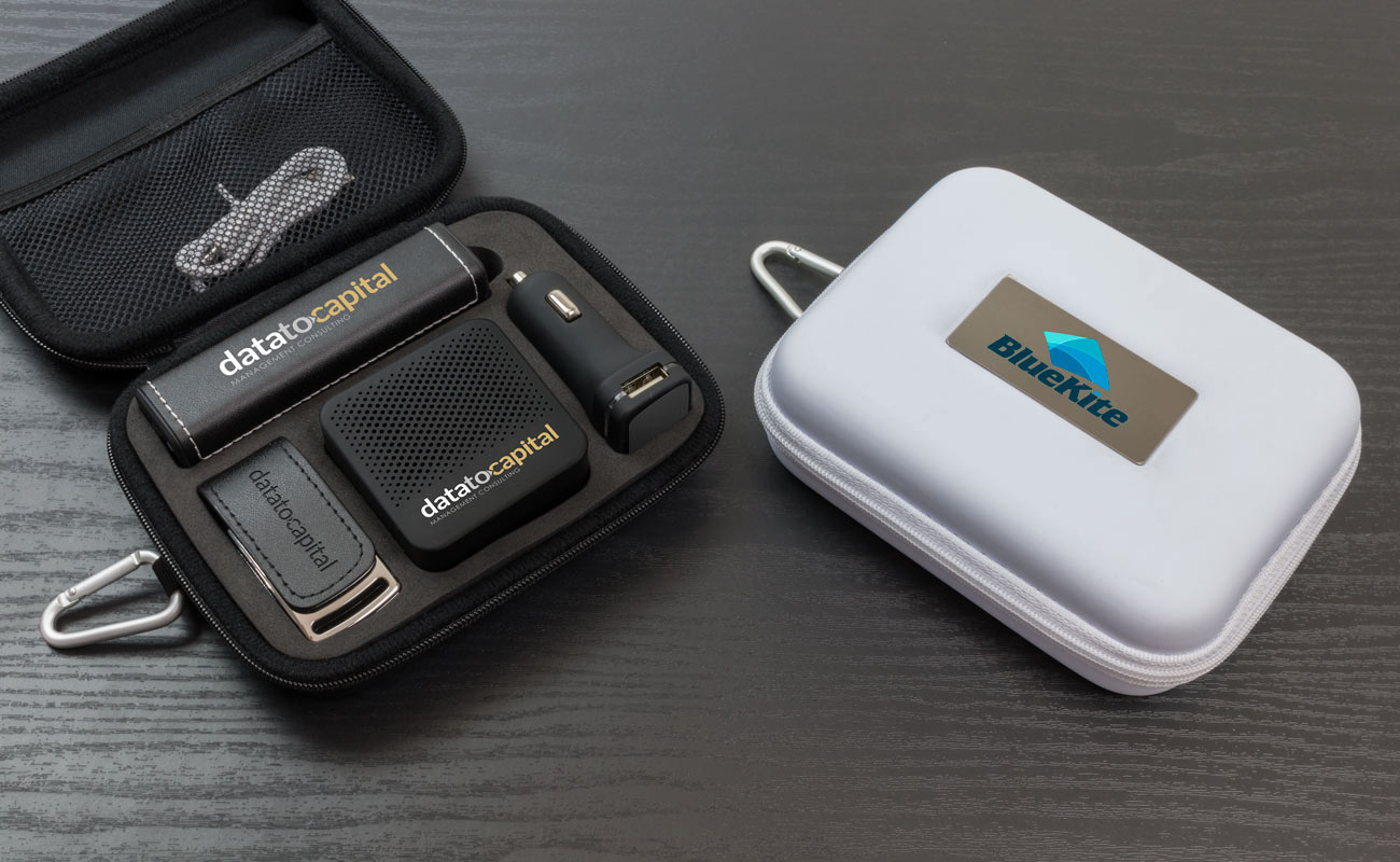 Leather L - USB禮品, Power Bank Branded, Custom Car Chargers 和 Promotional Bluetooth Speaker