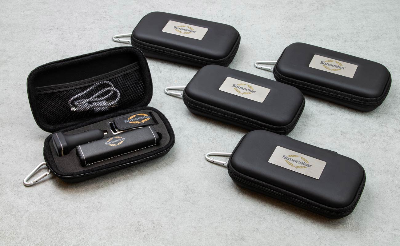 Leather M - USB禮品, Power Bank Branded 和 Custom Car Chargers