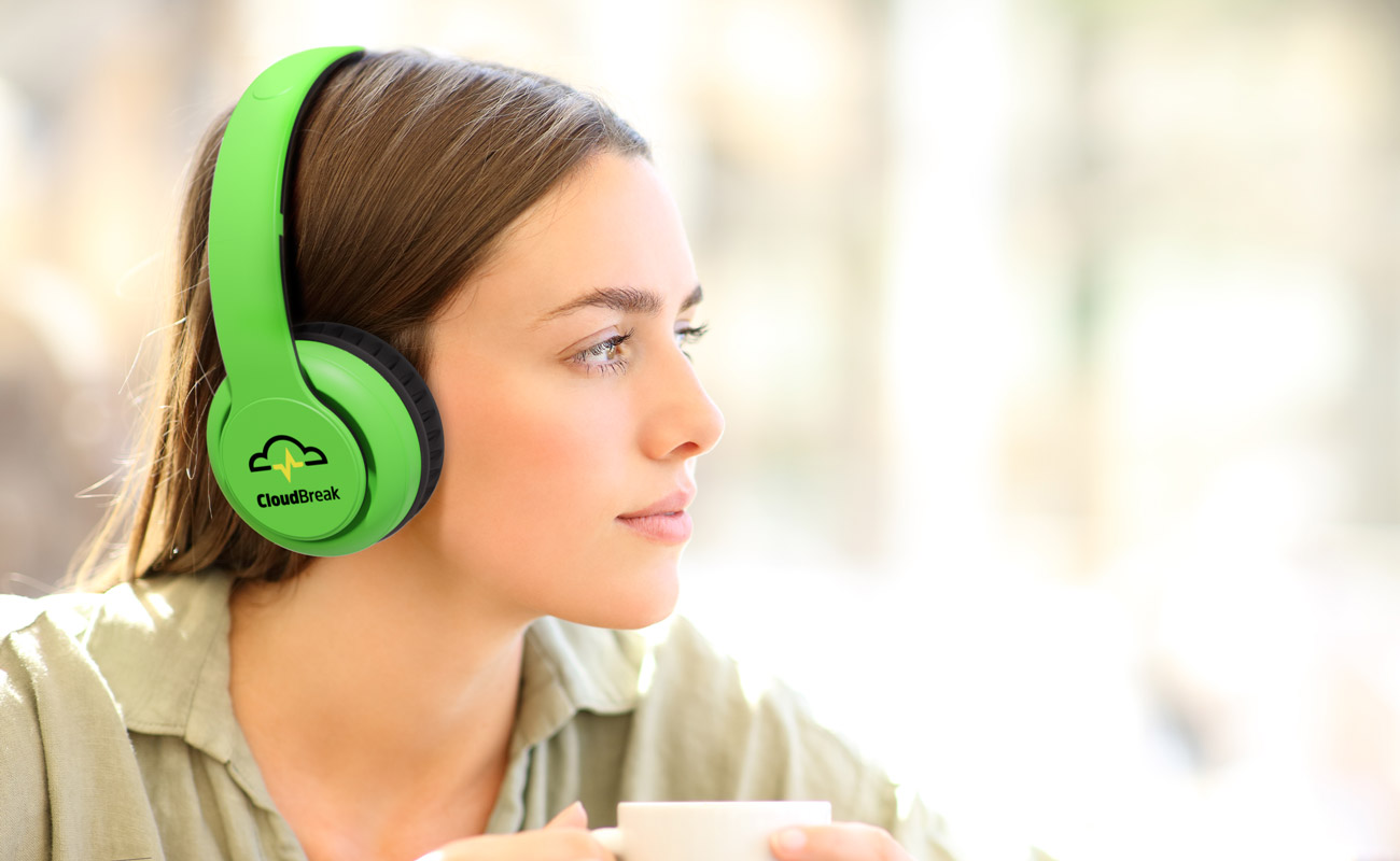 Mambo - Business Bluetooth Headphones