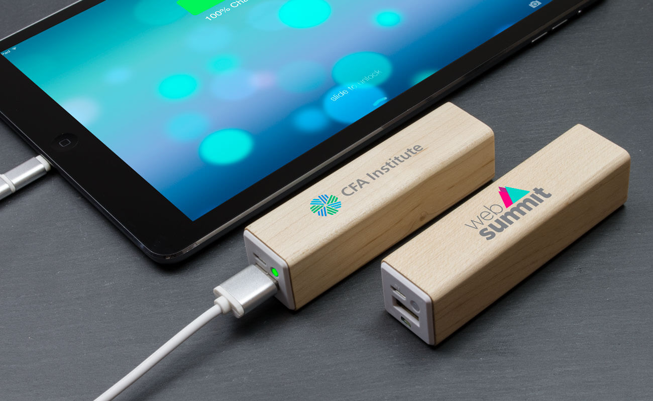 Maple - Power Bank Branded