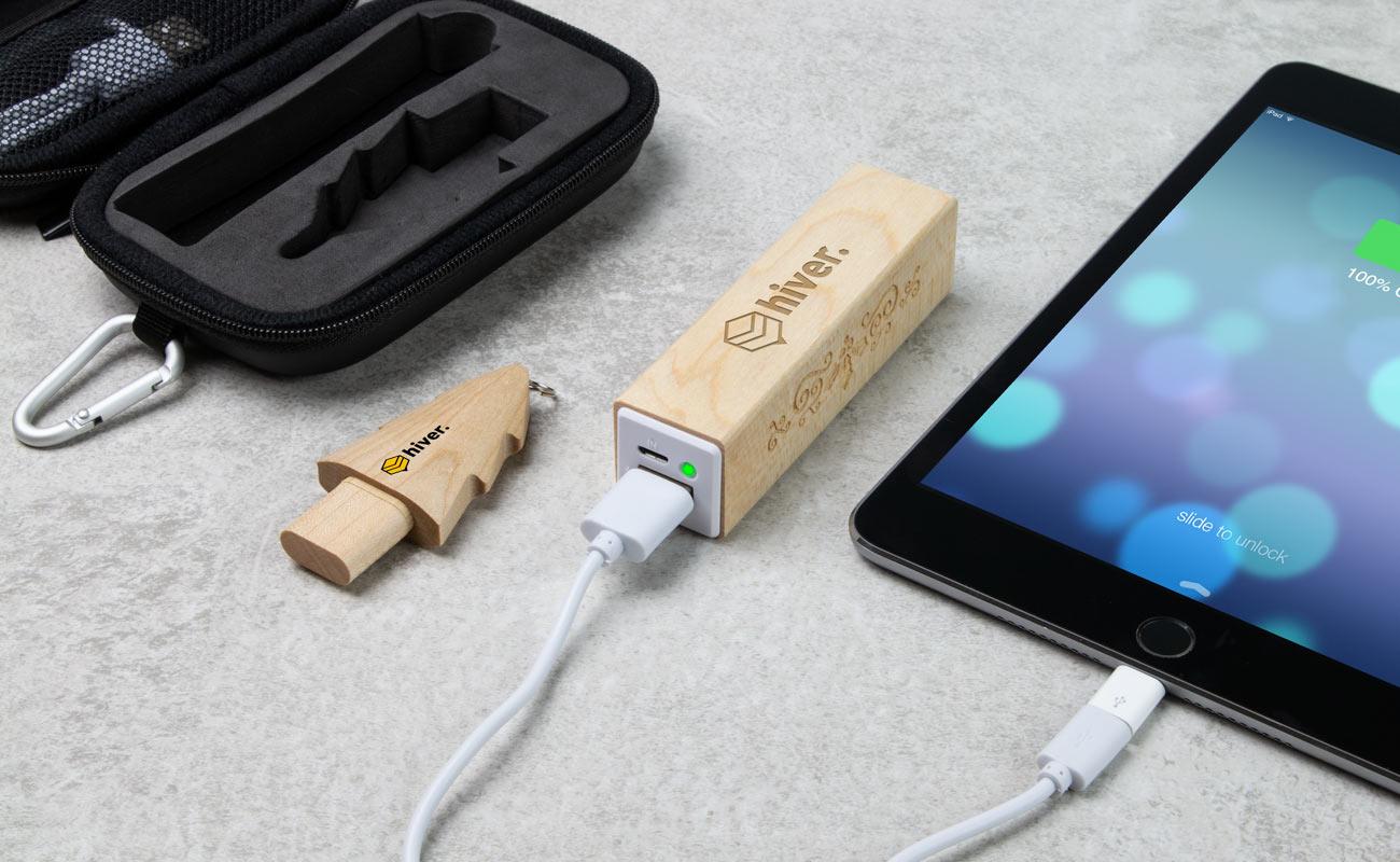 Noel S - USB禮品 和 Power Bank Branded