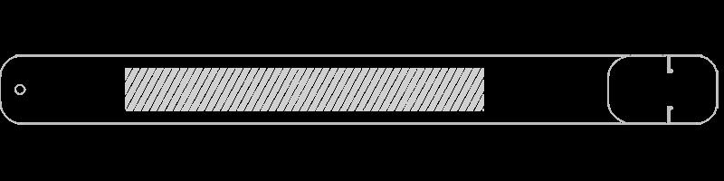 USB手環創意手指 網版印刷