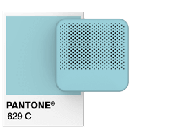 "Pantone®色票參考號碼 Bluetooth<sup style=""font-size: 12px;"">®</sup>揚聲器"