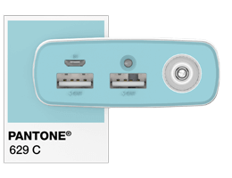 Pantone®色票參考號碼 行動電源