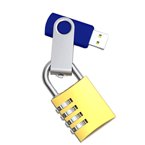 Executive 保護資料鎖/Dual Zone裝置